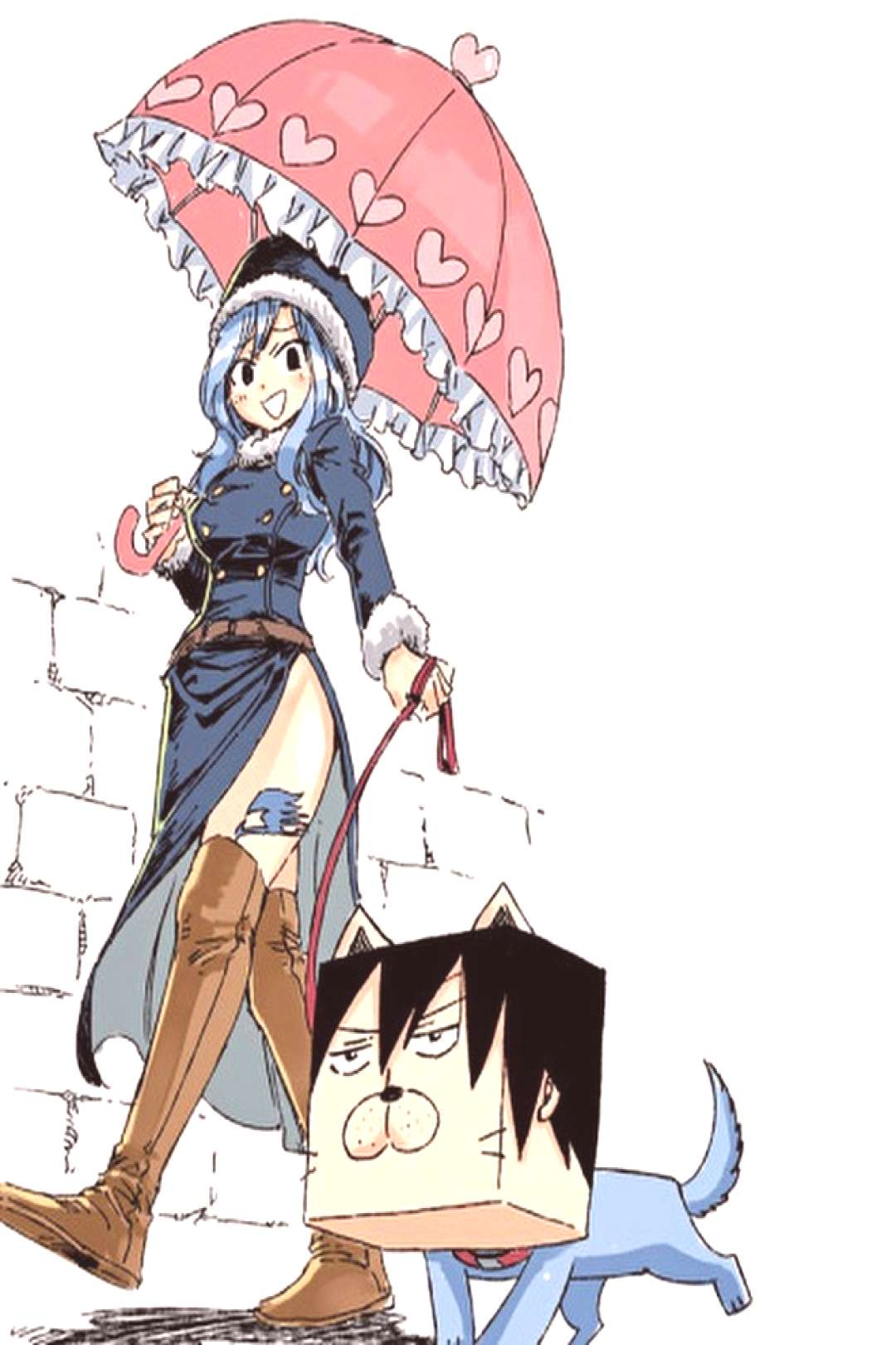 - Gray X Juvia Forever I just love this ship so much! It's my 2nd