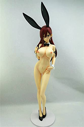 1/4 B-Style TV Anime Fairy Tail Erza Scarlet Bunny Standing