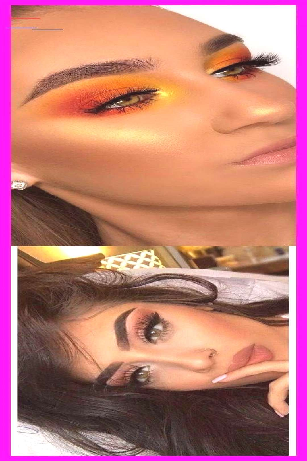 25 Life-Changing Eye Makeup Tips To Take You From Beginner To Pro Gorgeous bright makeup look creat