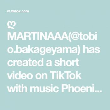ღ MARTINAAA(@kageyama) has created a short video on TikTok with music Phoenix (Haikyuu!! Season 4