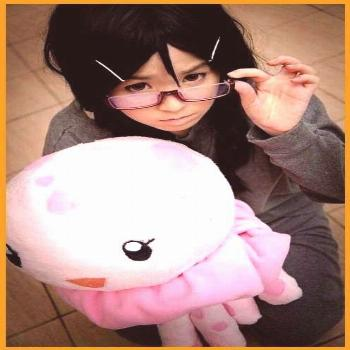 cosplay  grey sweatshirt and pants glasses converse Clara dol...  Imgur Post - Imgur  Vocaloid Supe
