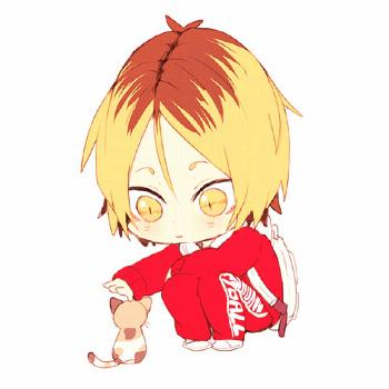Haikyuu!! on Facebook - My Kenma -  What would happen if Haikyuu characters have their own Facebook