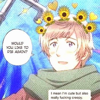 Happy birthday you childish amazing soul!! . . . .You can find Hetalia and more on our website.Happ