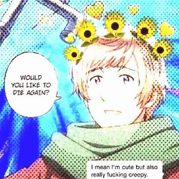 Happy bi...You can find Hetalia and more on our website.Happy bi...