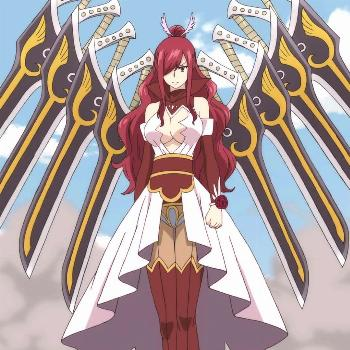 Honestly I can't get enough of erza!! She is AMAZING!!
