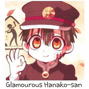 I really love that funny Hanako-san,she's the best comedian of an