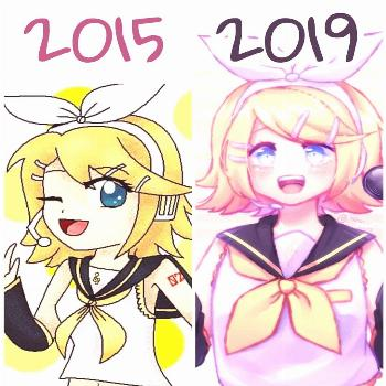it's redraw time ✨!!! - - i saw the old one through the facebook memory thing nd it got me to dra