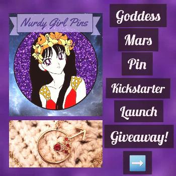 Mars Necklace Giveaway! READ BELOW . . In honor of my Goddess Mar