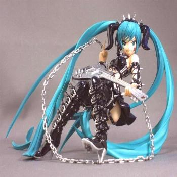 Miku Module of the Day is: Miku ★ Punk by Atelier Hiro ! -Todays Miku Module of the Day is: Miku