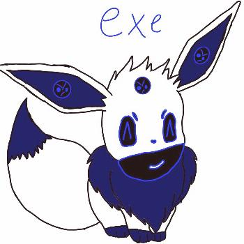 My eevee's that I drew I will understand these it's if u go to my