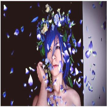 My nearly original cosplay of Shion Kaito(Vocaloid), again. Photosession was inspired by fanart by