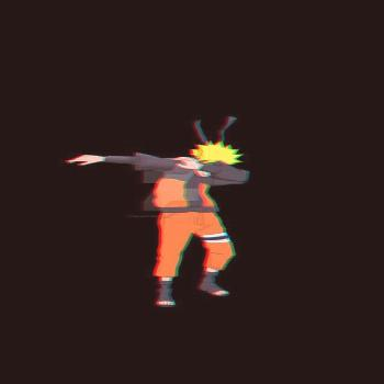 naruto was the first to dab????(2nd one) ????