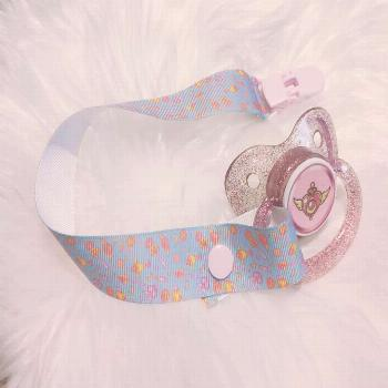 New!!!! Sailor Moon pacifiers and clips!! Shop by following the l