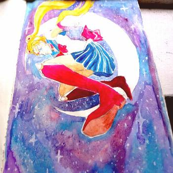 Ok the finally. Sailor Moon but in a new perspective. This perspe
