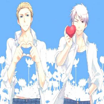 Photo of Germany Prussia for fans of Hetalia.