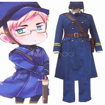 Powers Sweden Halloween Cosplay Costume Axis Powers Sweden Halloween Cosplay Costume & Costumes > C