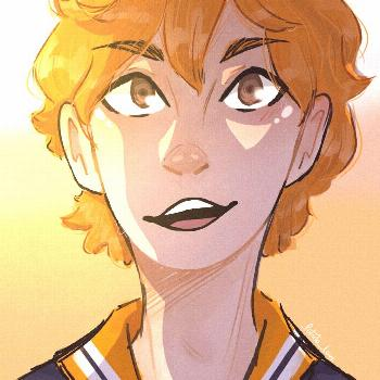 REPOST (needed to do some touch ups) Tried copying a #haikyuu scr