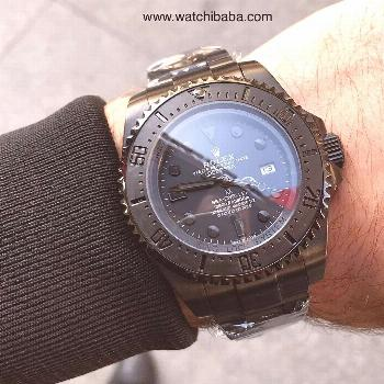 Rolex Sea Dweller Matt Black #athens #greece #greece #santorini #