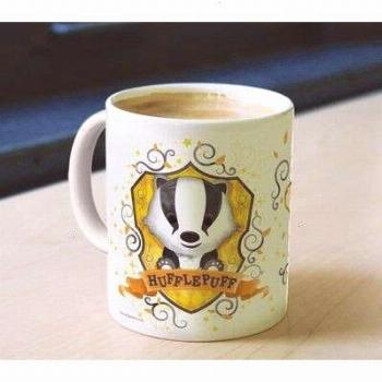 Setters Harry Potter Hufflepuff Hogwarts Chibi Cute Geek Coffee Mug | WayfairTrend Setters Harry Po
