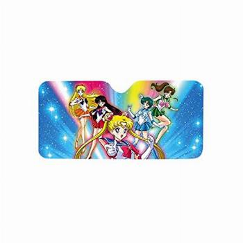 Stunned Mind Sailor Moon Sunshade, Featuring All of The