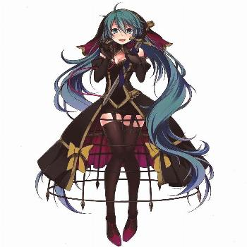 the Day is: The Path to Eternal Happiness, I Found It (VooDoo Goddess ver.)... -Todays Miku Module
