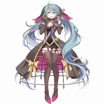 Todays Miku Module of the Day is: The Path to Eternal Happiness, I Found It (VooDoo Goddess ver.)..