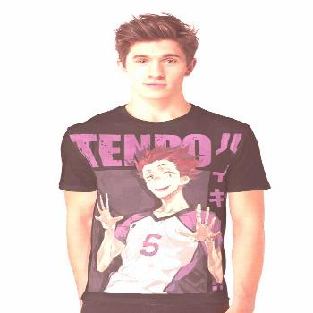 T-shirt 'Haikyuu !!-Satori Tendou' par Recup-Tout - -You can find Haikyuu and more on our website.T