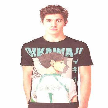 T-shirt 'Haikyuu !!-Tooru Oikawa' par Recup-Tout - -You can find Haikyuu and more on our website.T-