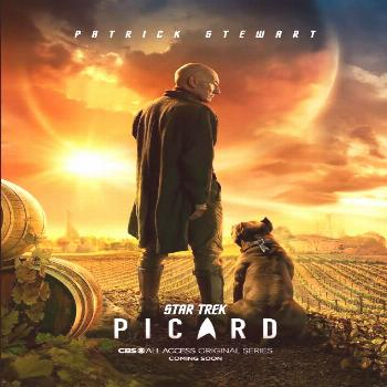 Veja o novo Cartaz de STAR TREK: PICARD -  First official poster of Star Trek: Picard. Who else is