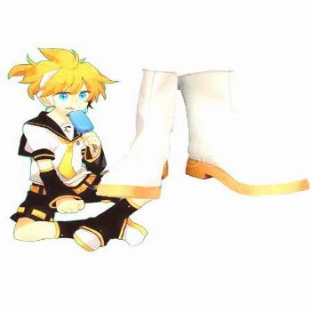 VOCALOID Kagamine Rin and Len Cosplay Shoes VOCALOID Kagamine Rin and Len Cosplay Shoes & Costumes