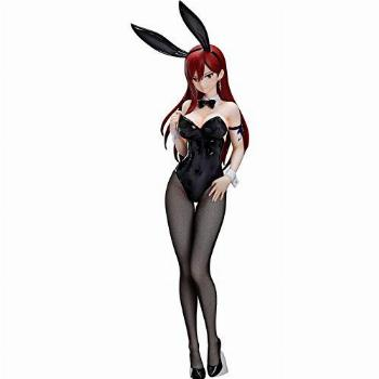 xiaomeng Fairy Tail: Erza Scarlet (Bunny Girl Version) 1: 4