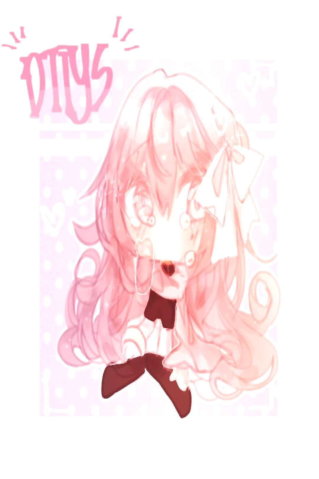 3k dtiys and no its not gachalife (shares r appreciated) Deadline