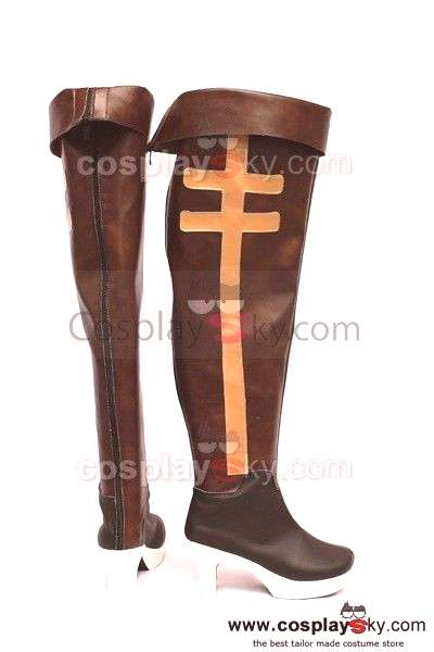 Axis Powers Hetalia Hungary Cosplay Boots Shoes