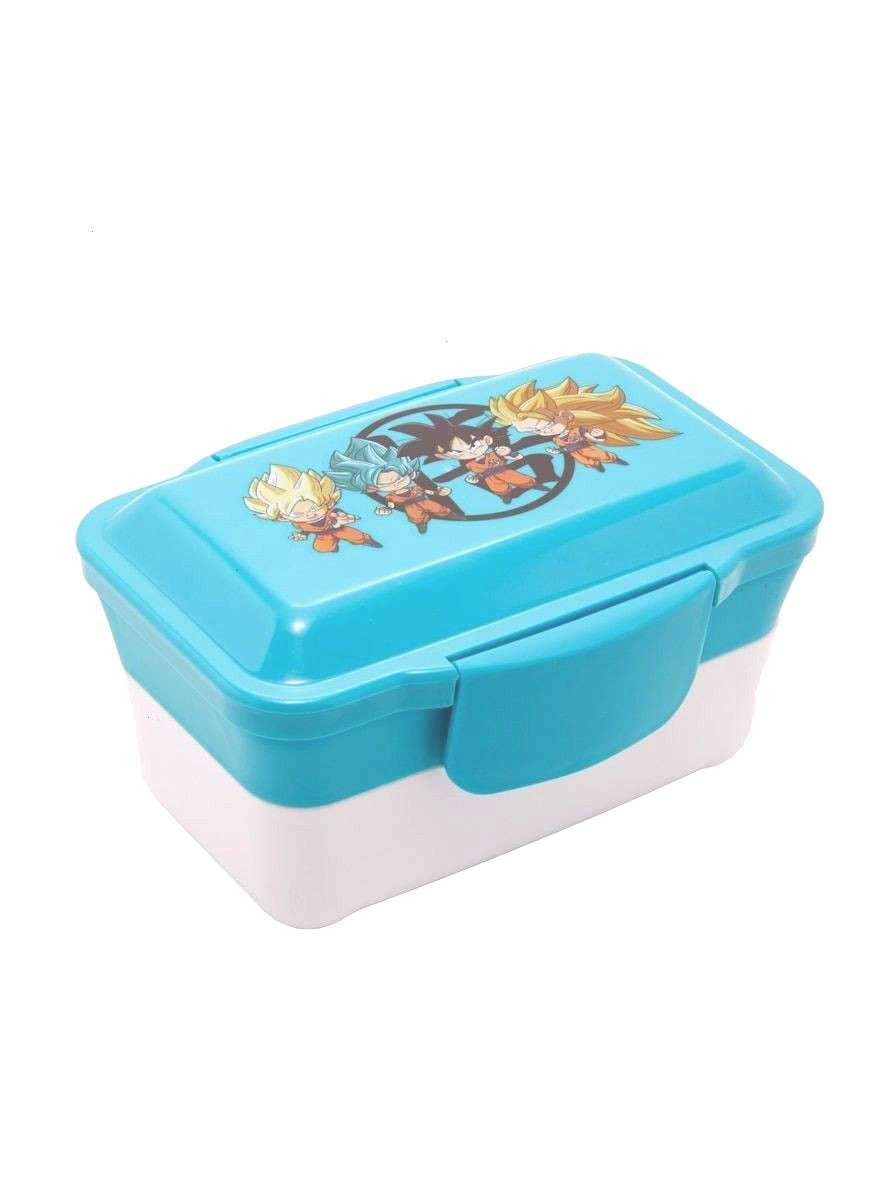 Ball Super Chibi Bento Box -Dragon Ball Super Chibi Bento Box -