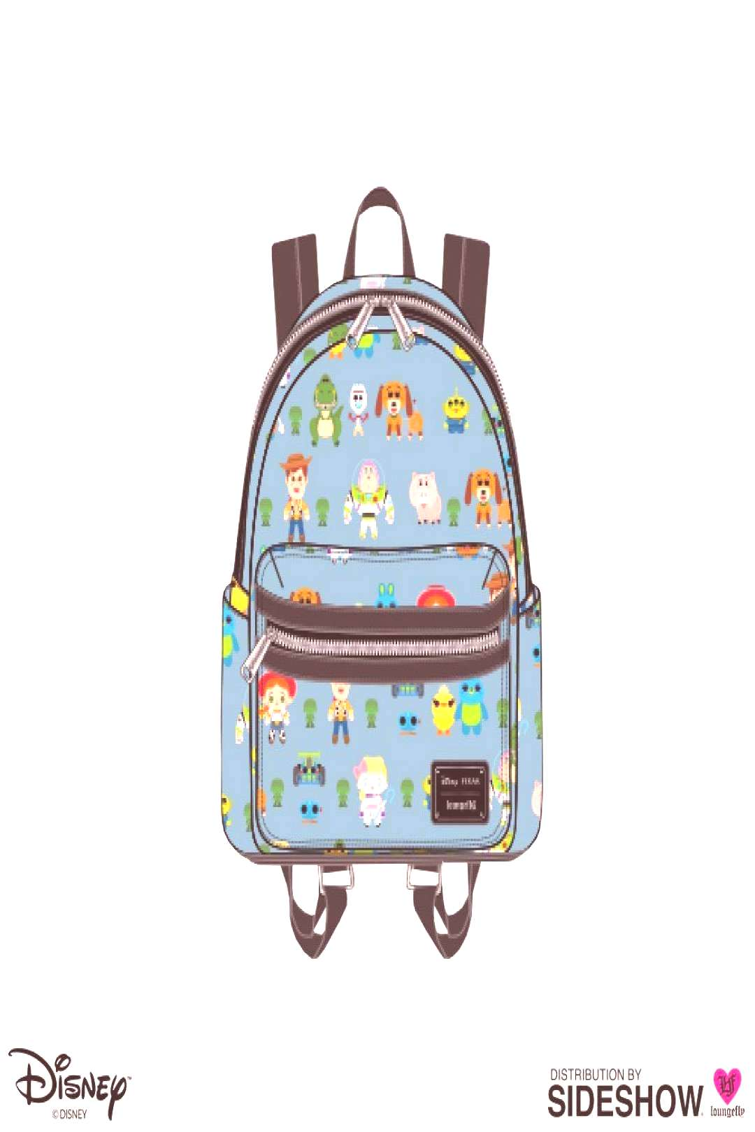 Disney Toy Story Chibi Print Mini Backpack by LoungeflyYou can find Chibi and more on our website.D