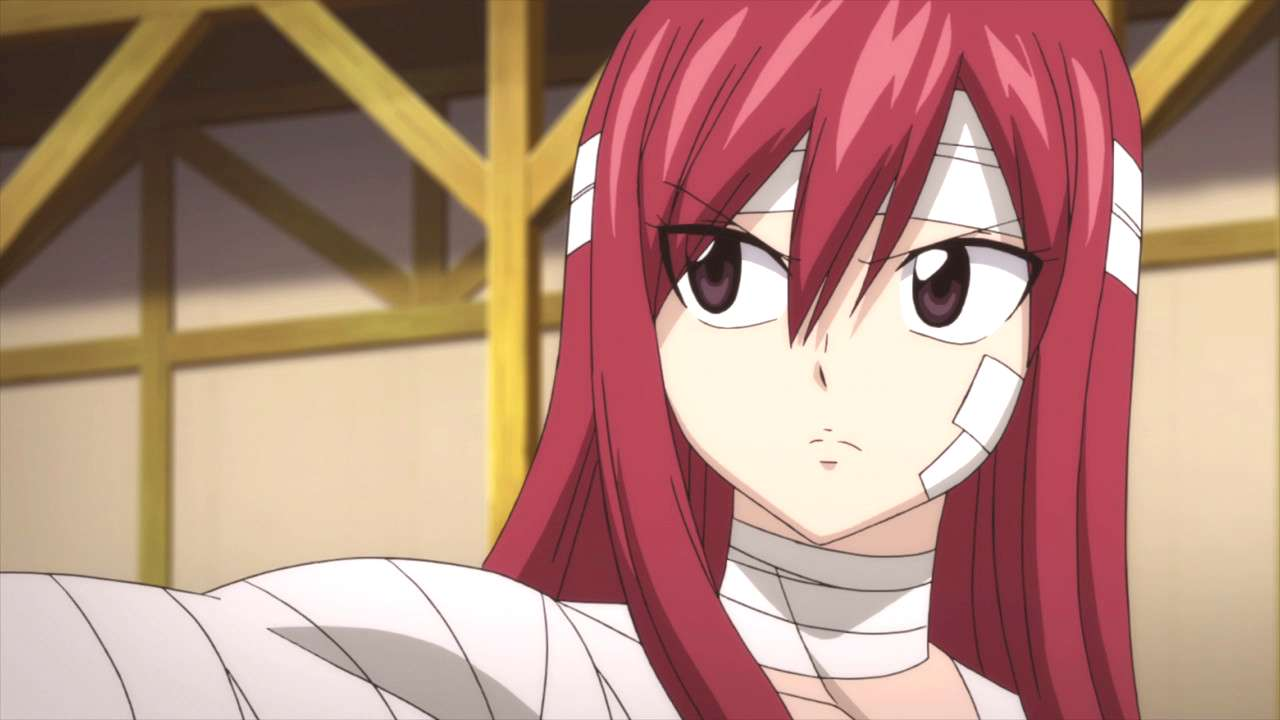 Erza Scarlet || Fairy Tail
