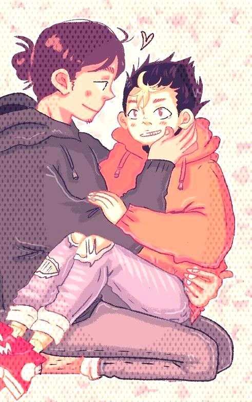 For my one and only @zombiezeemo !!!!!!!! -You can find Haikyuu and more on our website.For my on