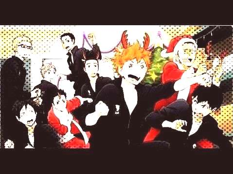 Frohe Weihn...You can find Haikyuu and more on our website.Frohe Weihn...