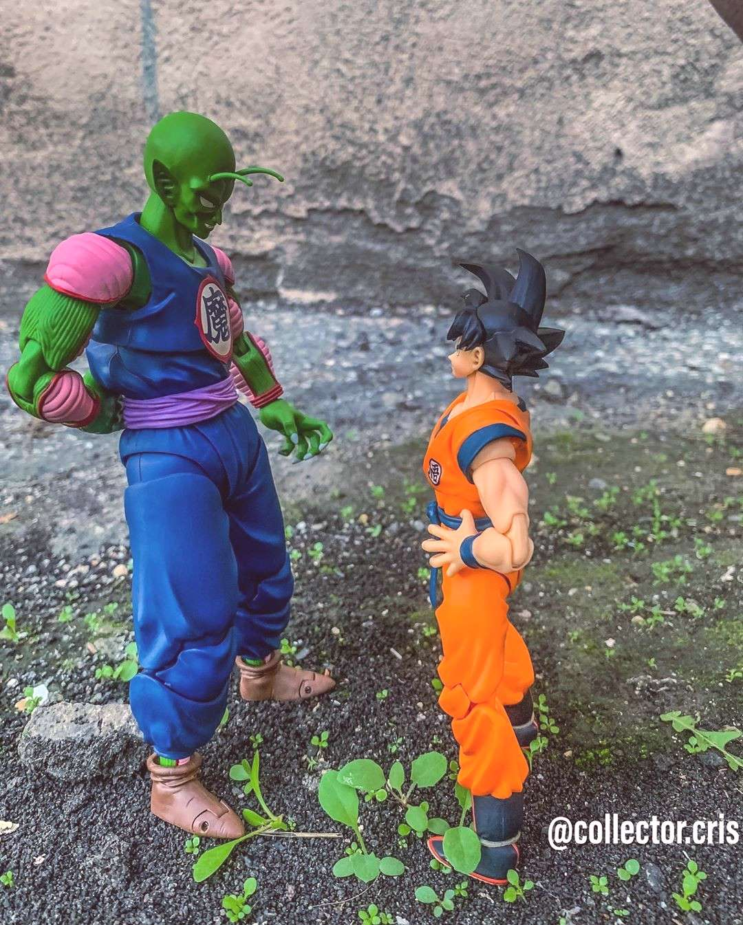 """Goku""""So you got brought back to life just for another donut hole?""""#Displayart#MarvelComics#Dis"""