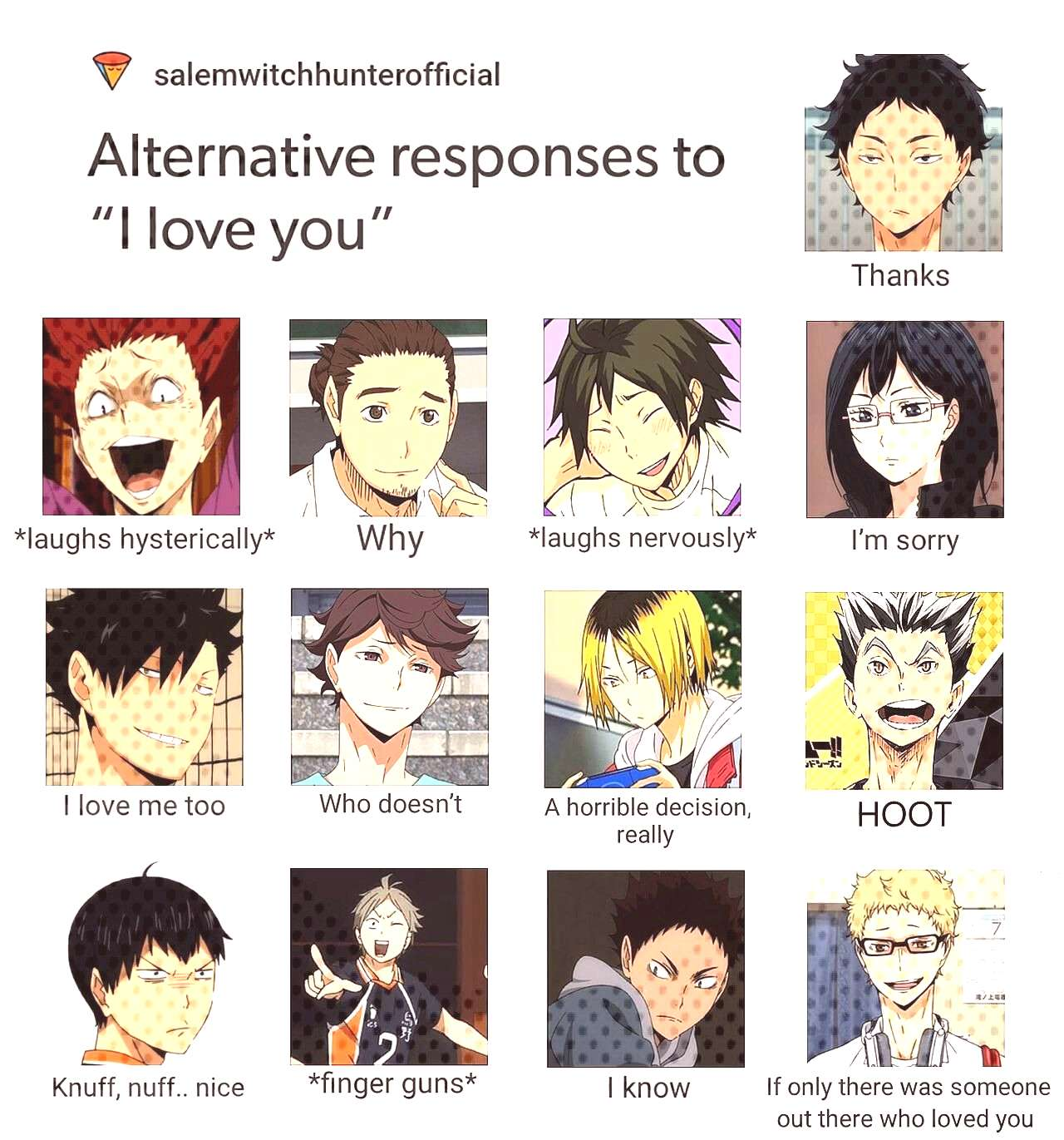 Haikyuu Headcanons And More - 5K?!#haikyuuYou can find Haikyuu and more on our website.Haikyuu Head