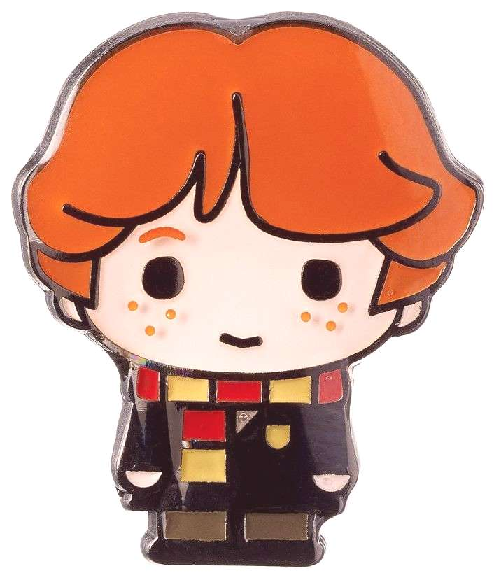 Harry Potter: Chibi Pin Badge Ron Weasley -  Harry Potter: Chibi Pin Badge Ron Weasley  -