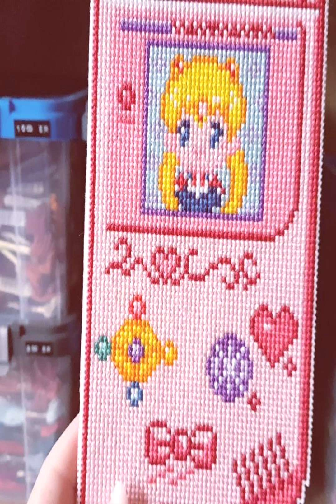 I get asked a lot, what I do with finished Cross Stitch pieces, o