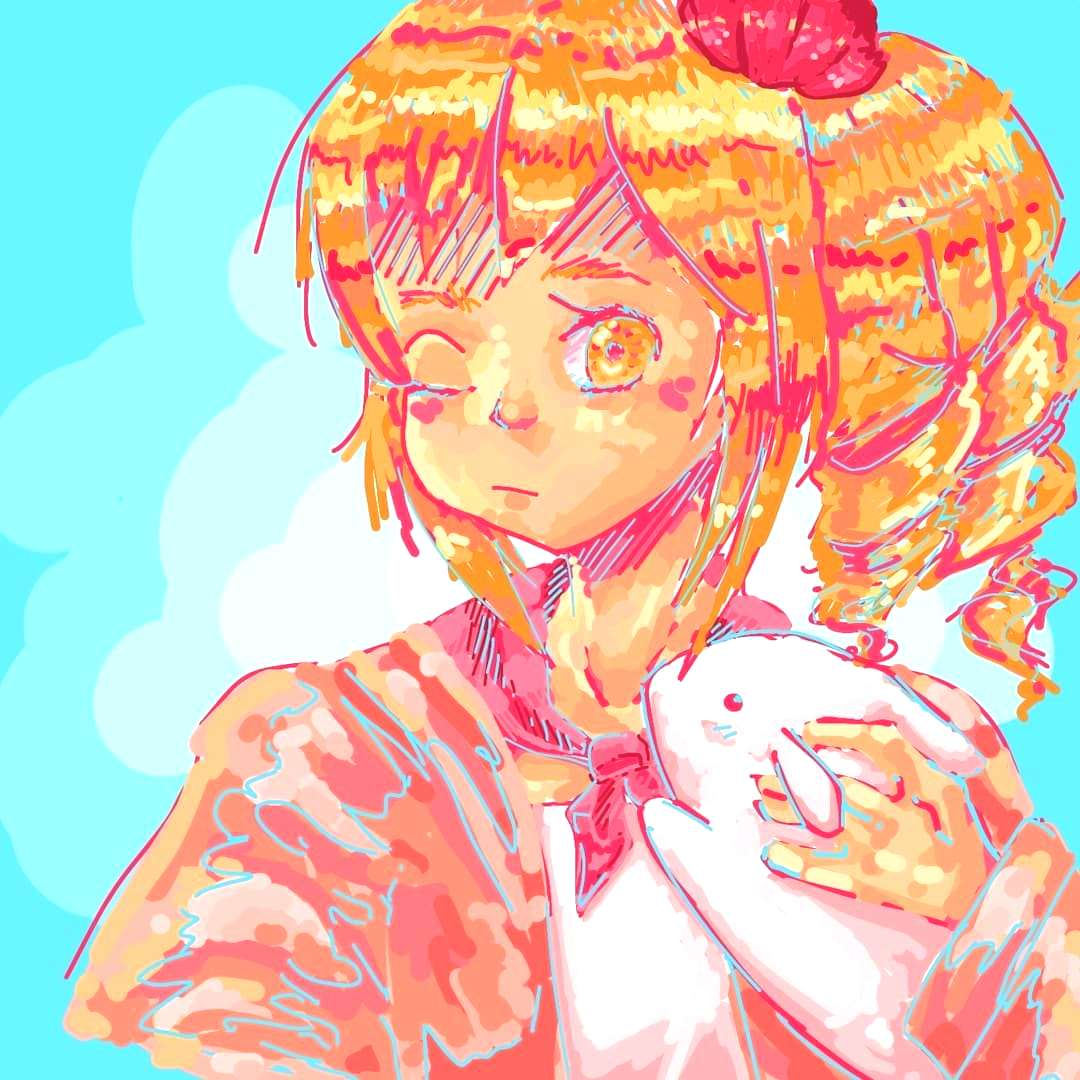 I still dont have a consistant art style haha what is this . . .