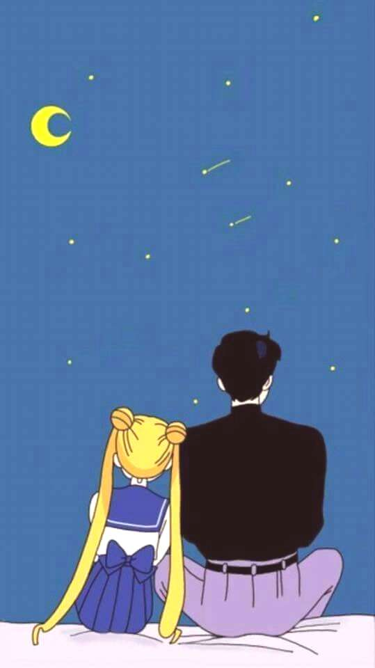 Image result for sailor moon background -