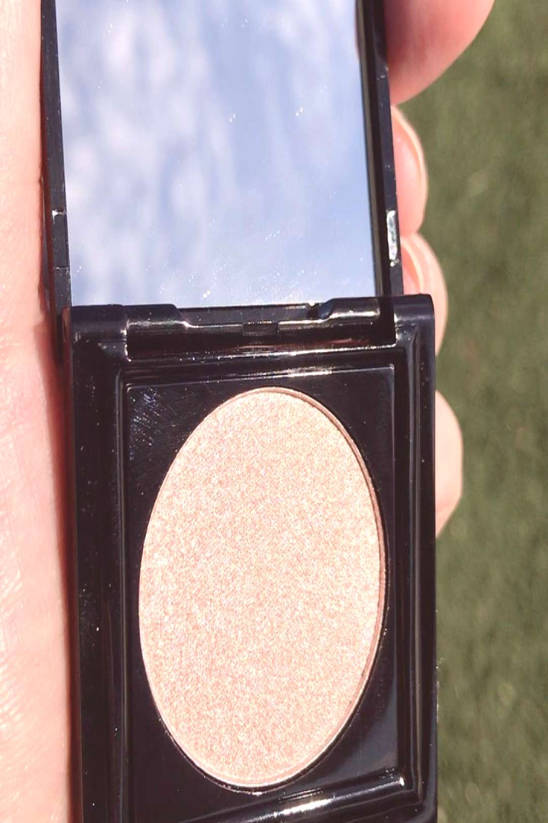 In the Sun or the Shade Fairy Dust Highlighter is perfect for tha