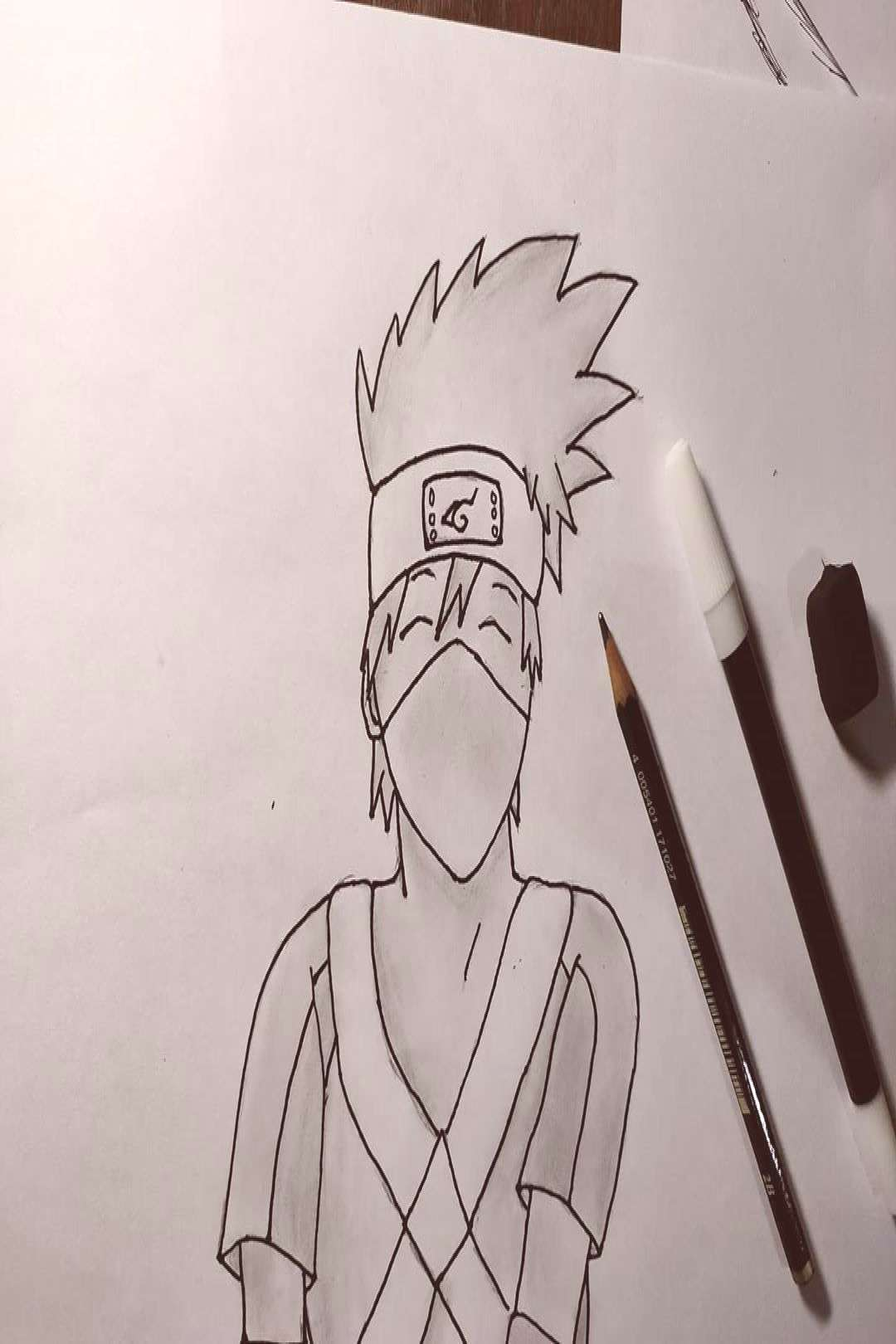 Kakashi child