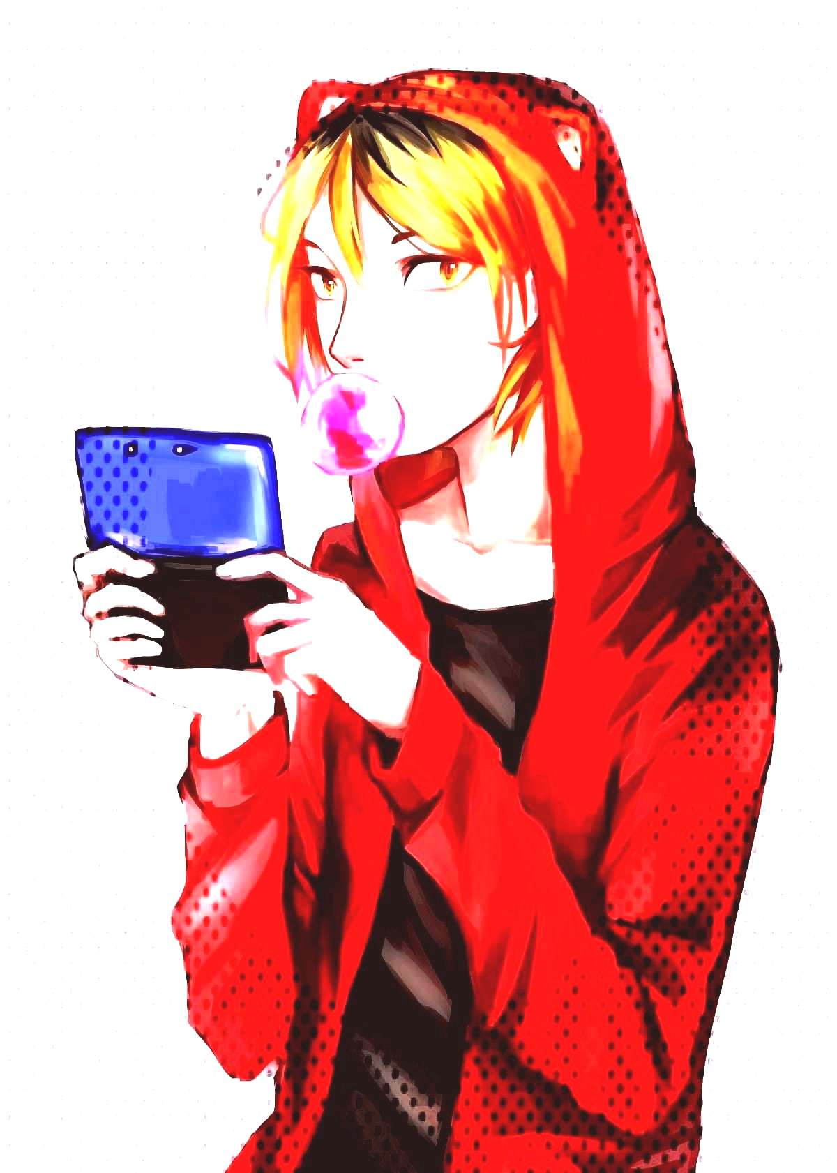 Kozume-whyisntnekoatsumeonthe3ds-Kenma -You can find Haikyuu and m...You can find Haikyuu and more