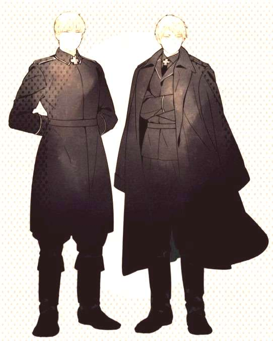 Luwig & Gilbert // Prussia & Germany // Hetalia -You can find Hetalia and more on our website.Luwig