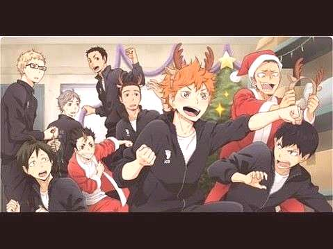 Merry Christmas minna ❤️ Check out @daily_haikyuu for more