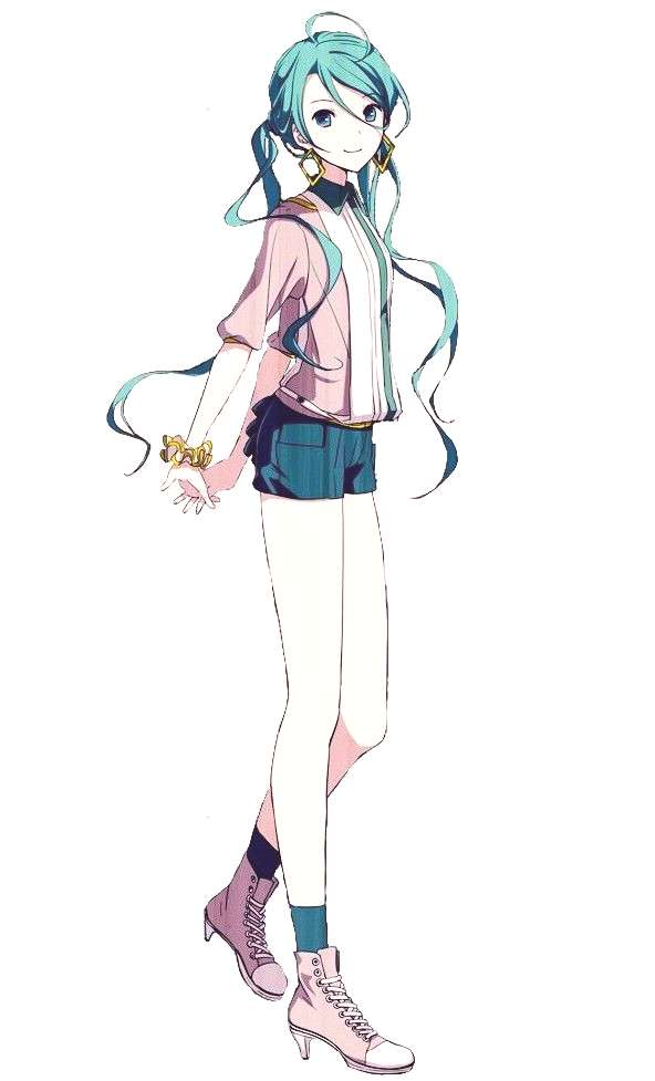 Miku Module of the Day is: Heart a La Mode by iXima ! -Todays Miku Module of the Day is: Heart a La